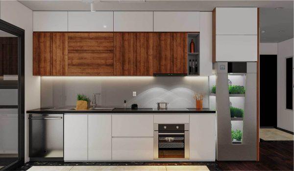 TekGrow Smart In-Home Garden in kitchen 2